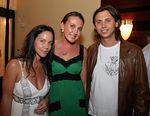 Tracy Paul, Anna Anisimova & Jonathan Cheban