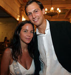 Tracy Paul & Jared Kushner, Publisher of the New York Observer at Cipriani for the Whiteflash.com Diamonds MTV VMA Pre-Party