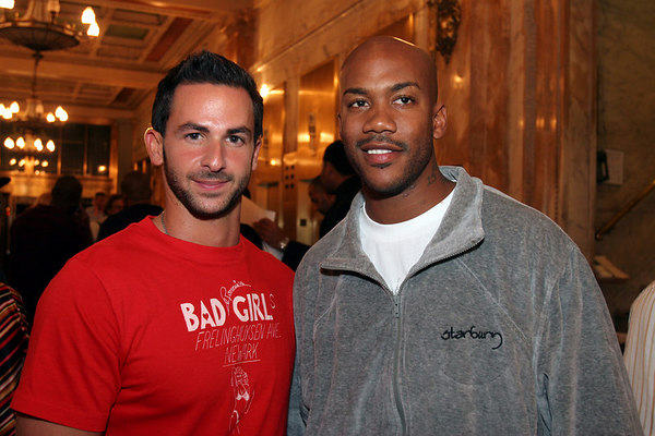 Mike Satsky & Stephon Marbury