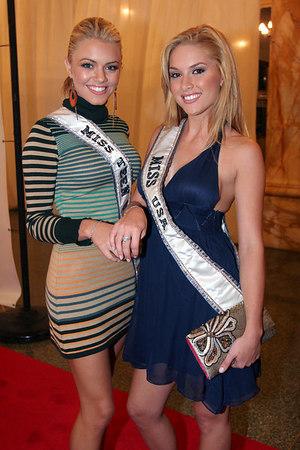 Miss Teen USA, Kate Blair & Miss USA, Tara Conner