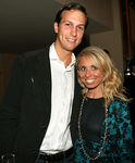 Jared Kushner, Publisher of the New York Observer with Alexa Susser
