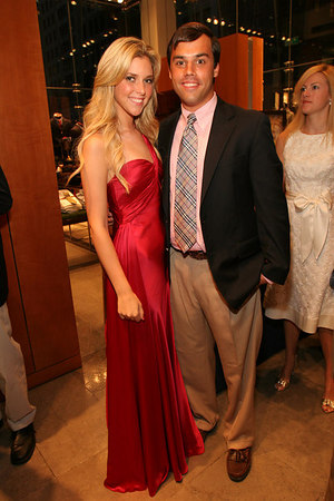 Rebecca Conway Regan and Chris Quick