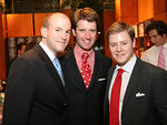 Philip Hillier, Jeffrey Caldwell & Kipton Cronkite