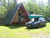This is where we stayed the night before at the Way of the Wilderness resort.