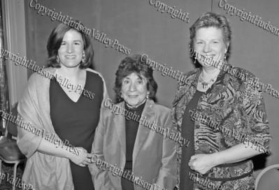 Sara Espinosa,  Regina Angelo and Jean-Ann McGrane