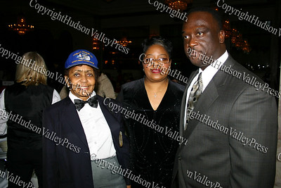 Tuskegee Airman Ruby Bostic, Carrie Robinson, Glendon Fraser