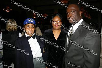 Tuskegee Airman Ruby Bostic, Carrie Robinson, Glendon Fraser
