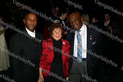 George Bowles Regina Angelo Tuskegee Airman Dabney Montgomery