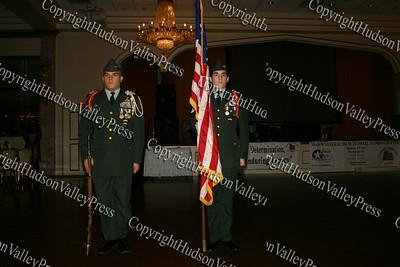 ROTC Color Guard
