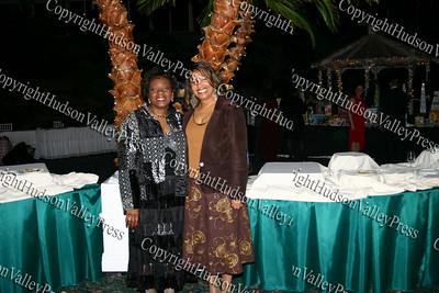 Elaine Magwood and Deborah Wilkins-Flippin