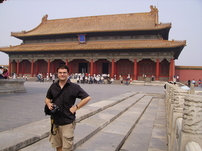 Matt   Nikon in the Forbidden City