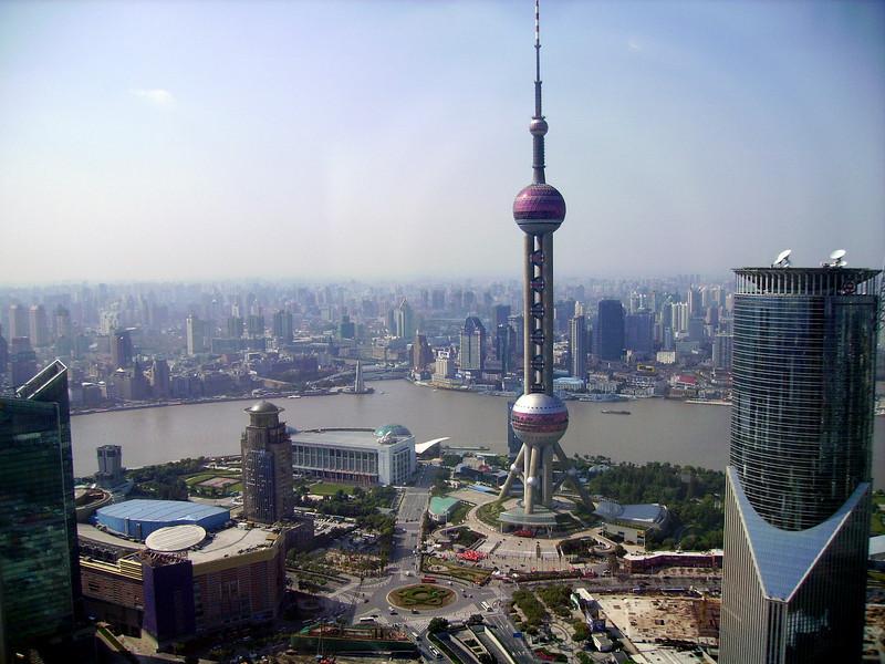 Shanghai vista