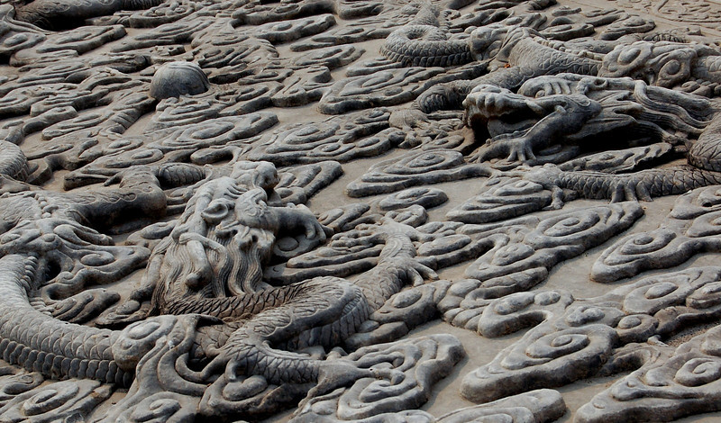 Dragons in the Forbidden City