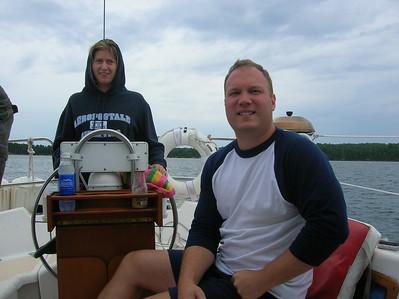 2006.07.21-23 Bayfield Boat