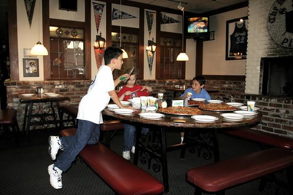 Boy's Birthday Party 2006