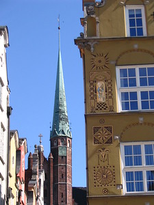Gdansk architecture - Leslie Rowley