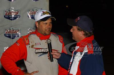 James Essex interviews winner Earl Pearson Jr.
