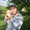 Ain't she cute????  (the puppy)