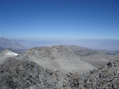 View from the summit of Cloudripper.