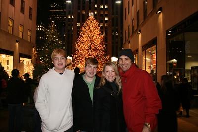 Cam & Carla, Zach & Nate in NYC