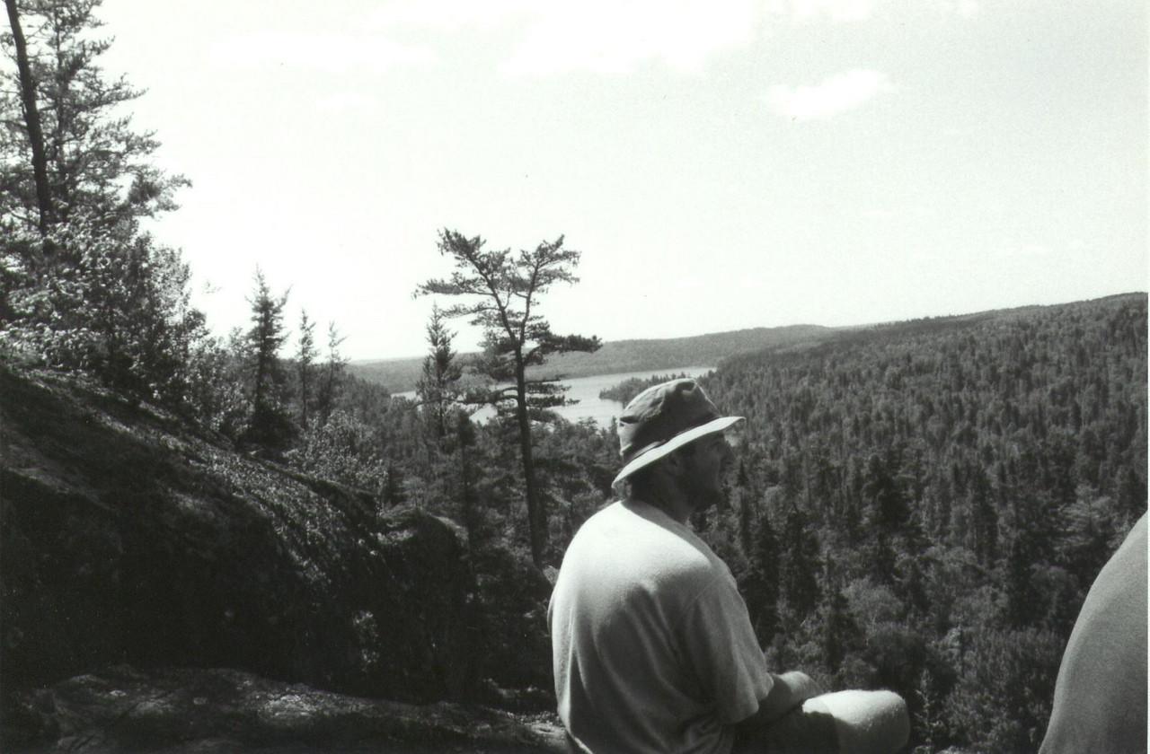 Sean in 1993.