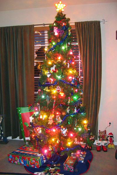 Christmas Decorations - November 2006