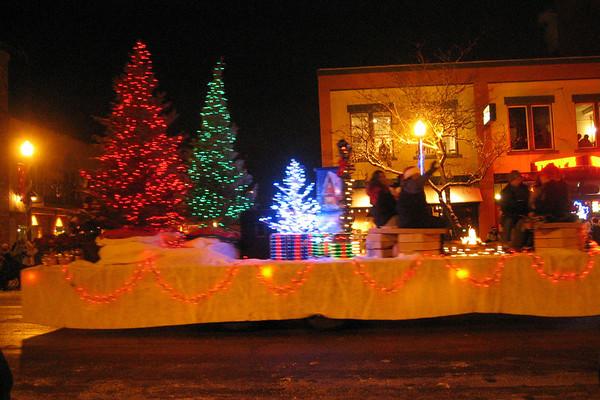 Christmas Parade - December 2006