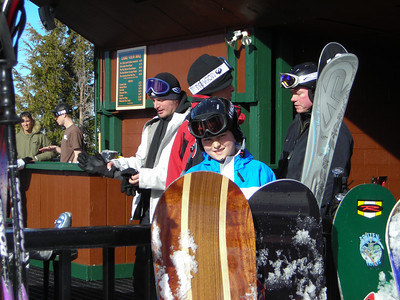 Christmas Ski Trip 2006