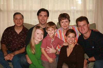 Christmas at Melinda's 2006