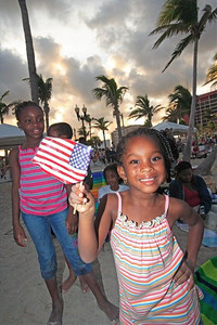 2006 July 4th Celebration on the Beach of the City of Fort Lauderdale