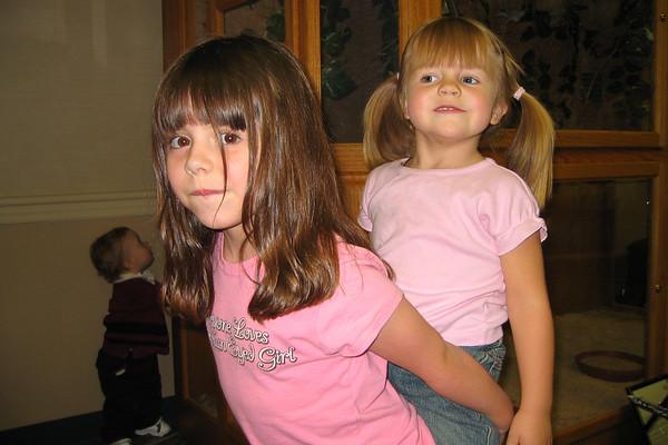 Cousin Fun - September 2006