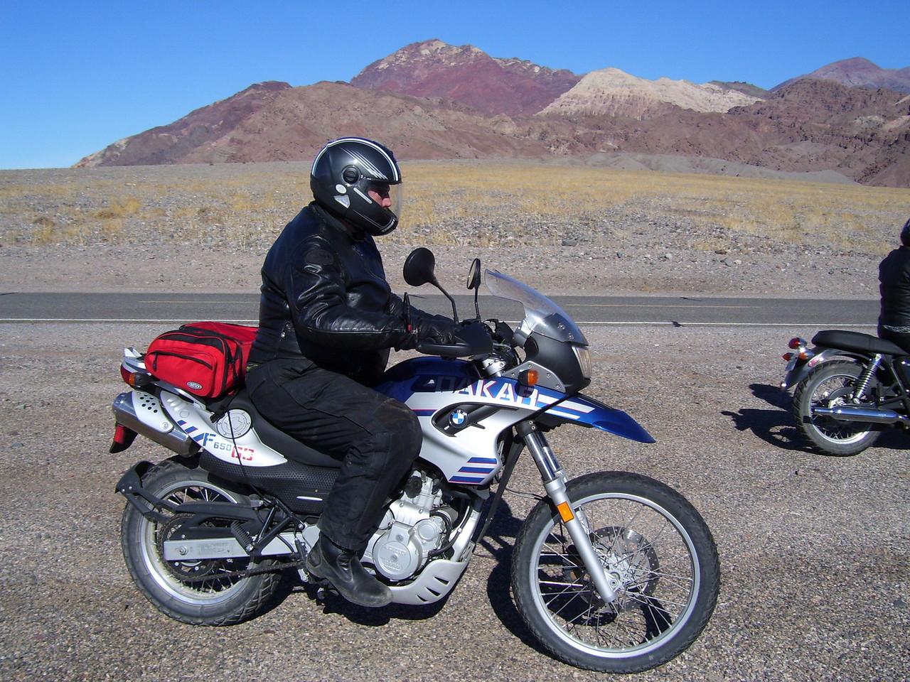 Dave's 2007  BMW Dakar