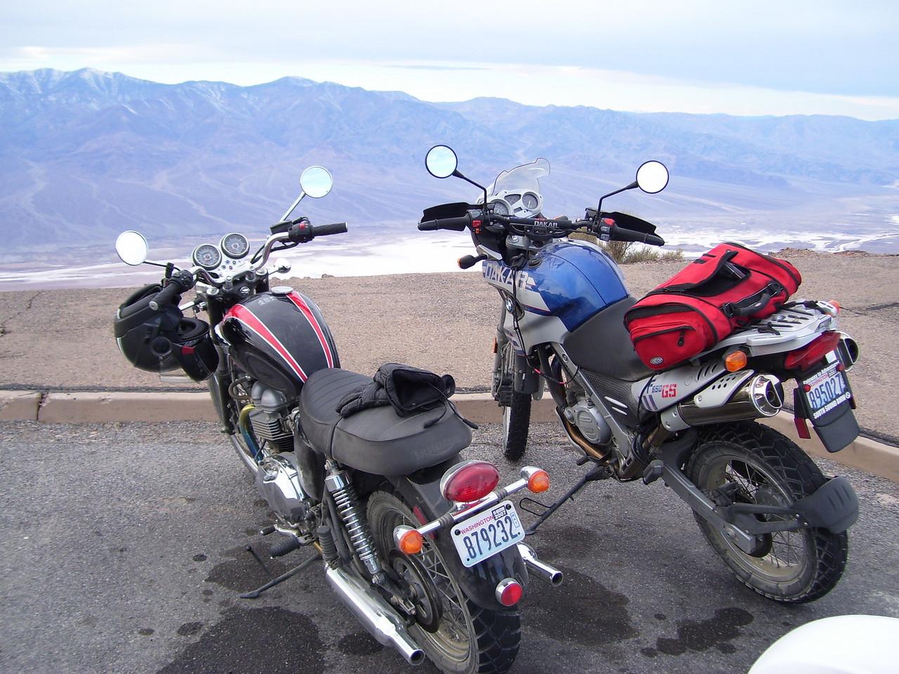 Dantes View, 5475 ft