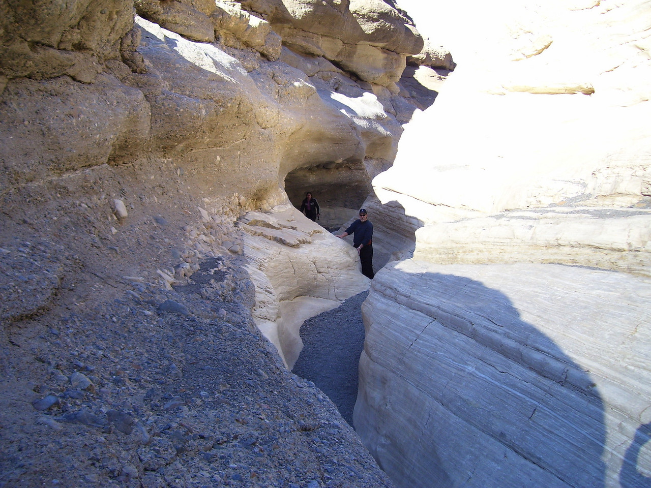 Mosaic Canyon is a must see! Very beautiful.