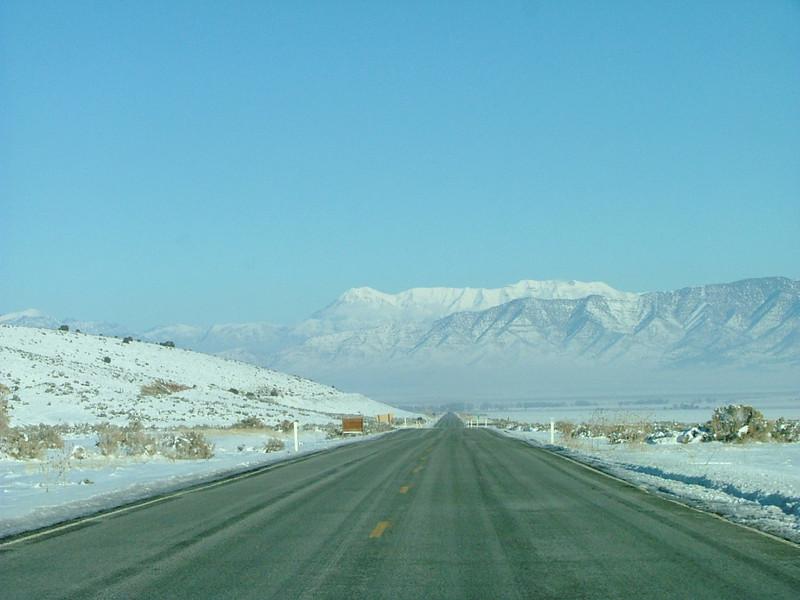 Driving home on Christmas Eve