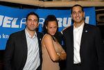 Joe Richards, Kat Guttman and Jon Loew