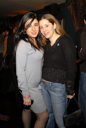 Tara Gordon and Alicia Post
