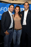 Joe Richards, Kat Guttman and Jon Loew
