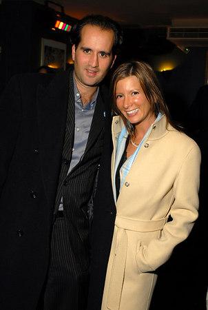 Seth Gillston and Elisia Abrams