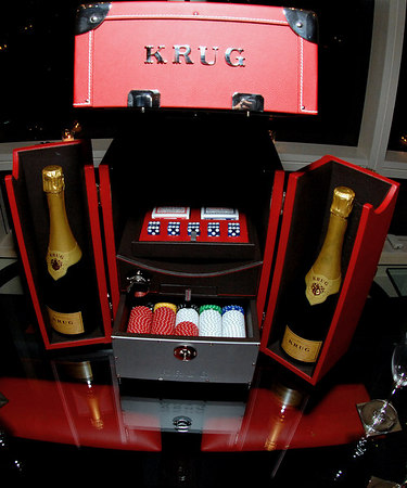 The Krug Escape Artists Limited Edition Trunk