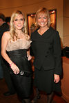 Tinsley Mortimer and Sharon Buntain at LINKS OF LONDON'S SOHO Flagship Store for Cocktails, Music & An Evening of Holiday Shopping to Benefit New Yorkers for Children