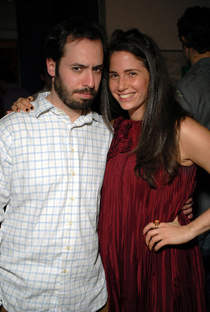 Josh with Joelle Boucai