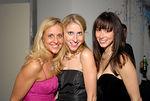 Lauren Jancik, Cece Gehring and Liz Durand
