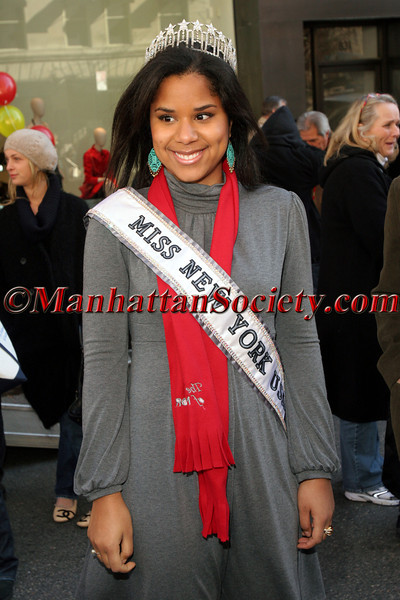 Miss New York USA, Adriana Cruz.