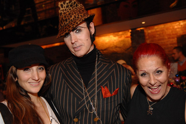 PATRICIA FIELD Hosts Unique Holiday Shopping Party