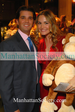 TRUMP Magazine & FAO SCHWARZ Host Special Birthday Party for Vanessa & Don Trump Jr. to Benefit Operation Smile