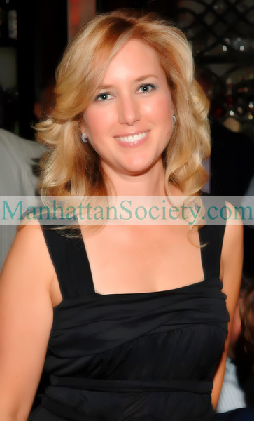 Christine Cachot-Williams at Fredericks Thursday, September 7, 2006 for a Social Life Magazine Party, Looking Stunning