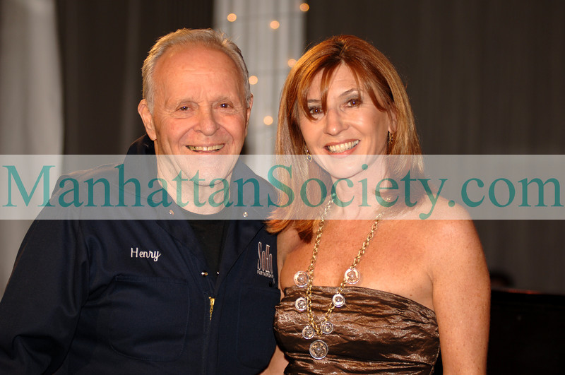 Henry Buhl & Nicole Miller