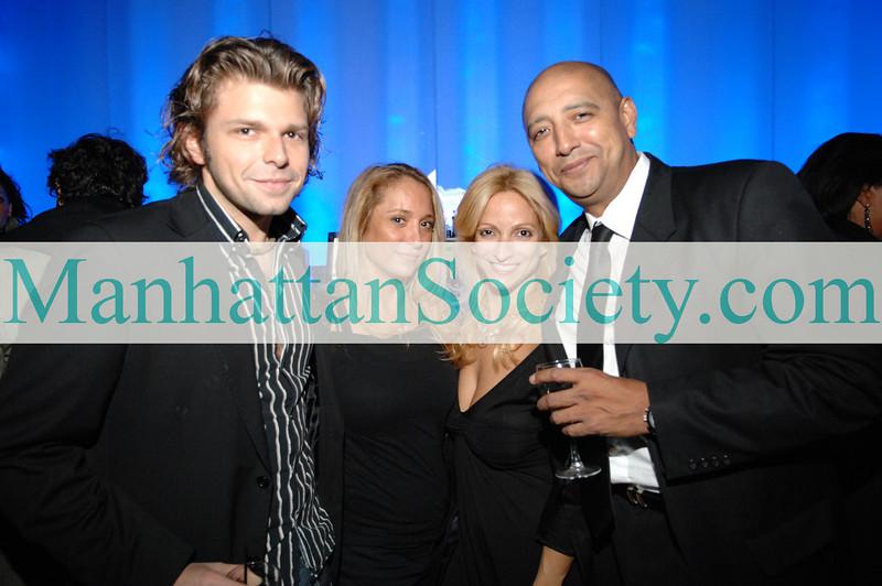 Milos Alcaly, Jennifer Noel, Gladys Finales, Dan Johnson (59Souls.com)
