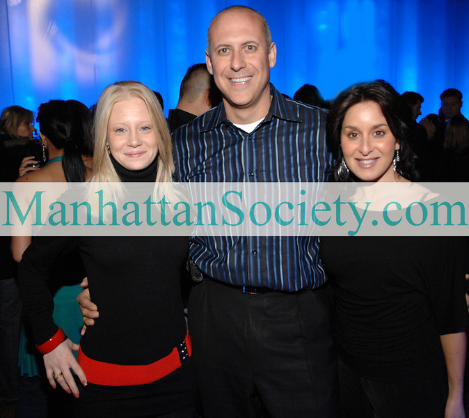 Stacy Bercu, Mark Dorfman, Elaine Silverstone